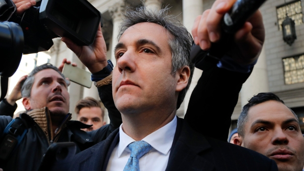 [NATL] Trump Claims His Ex-Lawyer Cohen Lied About Lying to Congress