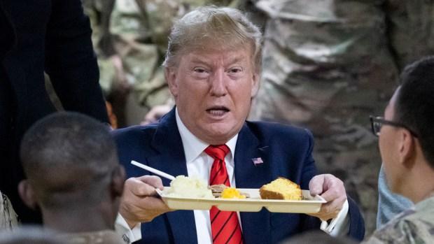 [NATL] Donald Trump's Presidency in Pictures