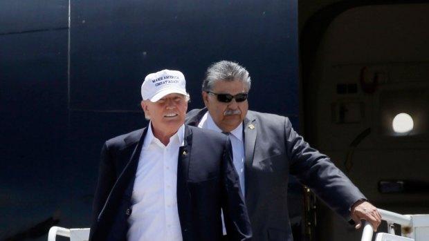 [DFW] Donald Trump Visits Texas-Mexico Border