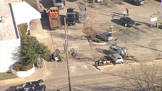 1 Dead After Chase Involving Stolen Vehicle