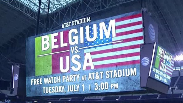 [DFW] World Cup Watch Party at AT&T Stadium