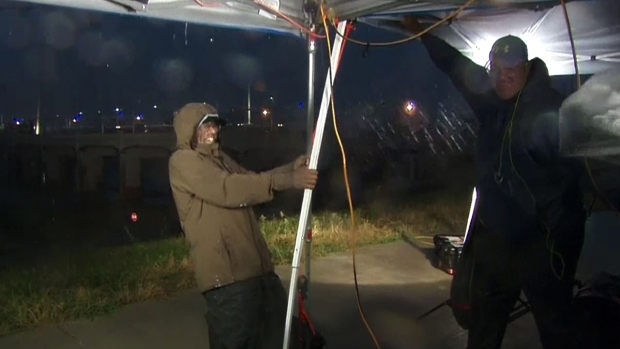 Al Roker Joins NBC 5 Live from Dallas