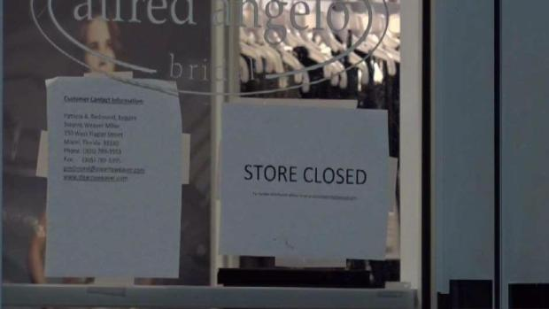 [DFW] 'I am Crying': Alfred Angelo Bridal Store Closures Panic Dress Shoppers
