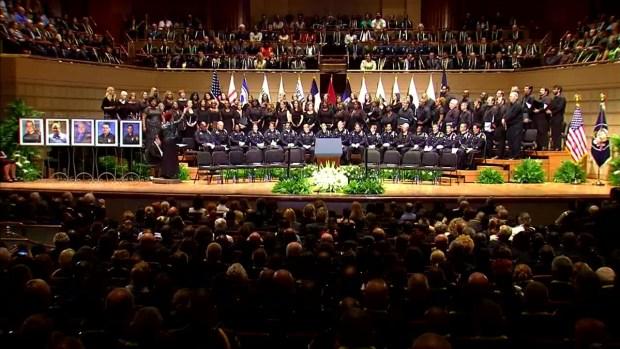 'Amazing Grace' Interfaith Choir Performance
