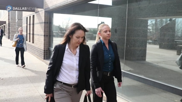 Amber Guyger Heads to Court