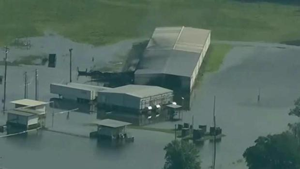 [DFW] Evacuations Ordered Near Flooded TX Chemical Plant