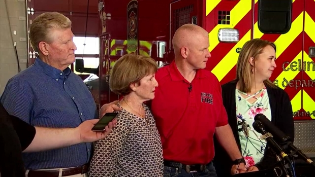'God Called Me to Move,' Firefighter, Family Recall Flight