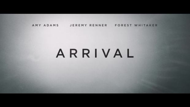 Cogill Reviews 'Arrival'