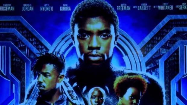 [DFW] 'Black Panther' Fever Hits North Texas, Inspires Youth