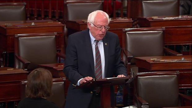Sanders Says Virginia Shooter Volunteered on His Campaign