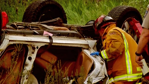 [DGO] Baby Expected to Survive Alpine Rollover