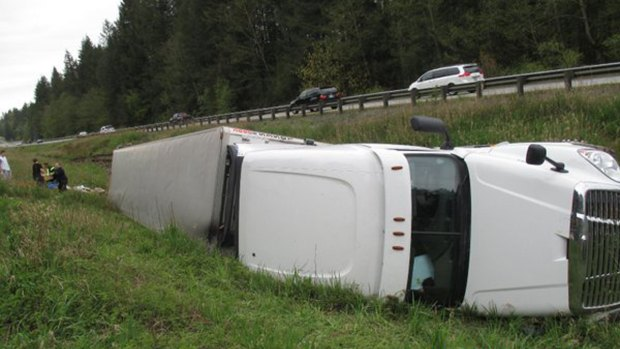 [NATL] Unfortunate Truck Spills