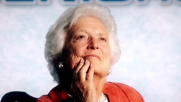 [NATL-DFW] 'Beautiful' Until the End: Loved Ones Honor Barbara Bush