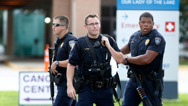 [NATL] 3 Police Officers Gunned Down in Baton Rouge