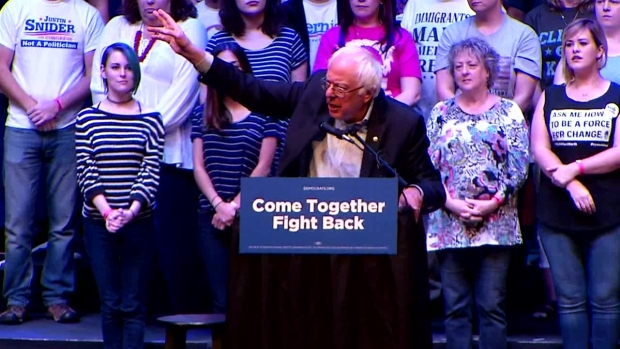 [DFW] Full Video: Bernie Sanders Speech in Grand Prairie
