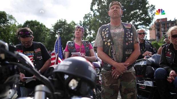 [NATL-DC] Bikers Gather for National Cathedral's 'Blessing of the Bikes'