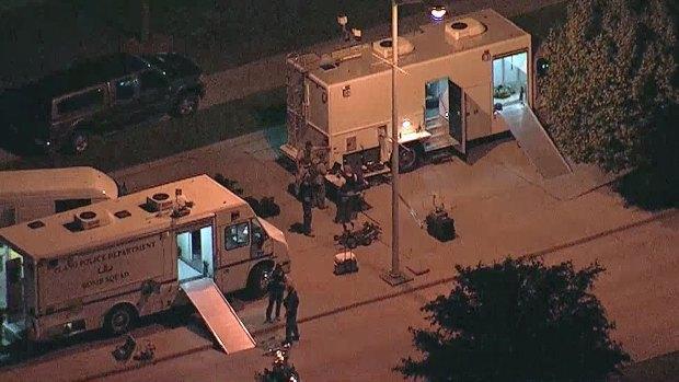 Police Shoot 2 Gunmen at Prophet Muhammad Event