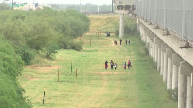 Texas-Mexico Border – 'The Last Stand'
