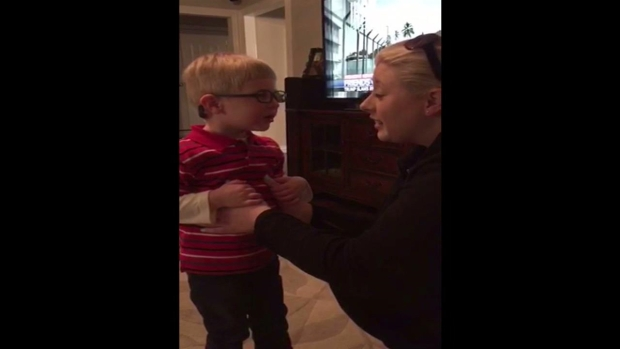 [DFW] Boy's Reaction to New Glasses Will Melt Your Heart