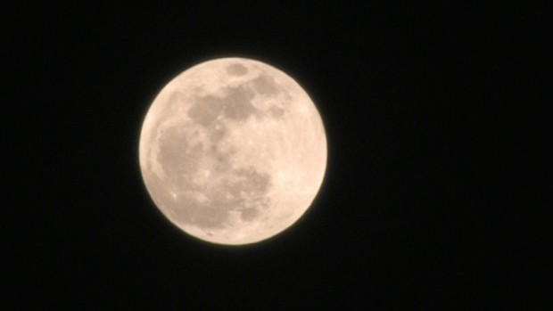 Near Perfect Conditions Over North Texas for Sunday's Super Blood Wolf Moon