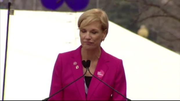 [NATL] 'Our Doors Stay Open': Head of Planned Parenthood
