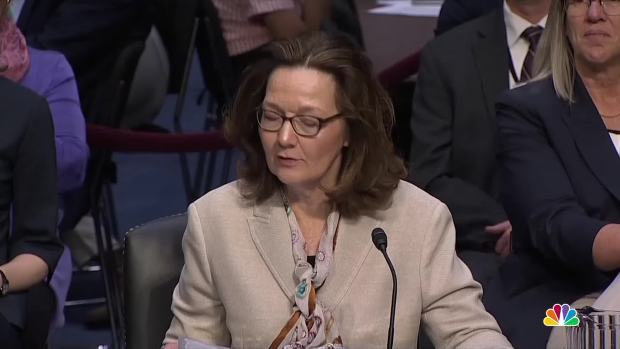 [NATL] CIA Director Nominee Says Interrogation Program Will Not Restart Under Her Lead