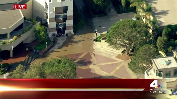 [LA] 93-Year-Old Water Main to Blame for UCLA Flooding