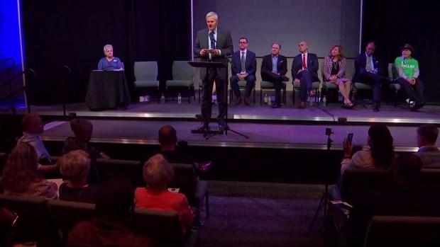 Dallas Mayoral Candidate Forum: Infrastructure