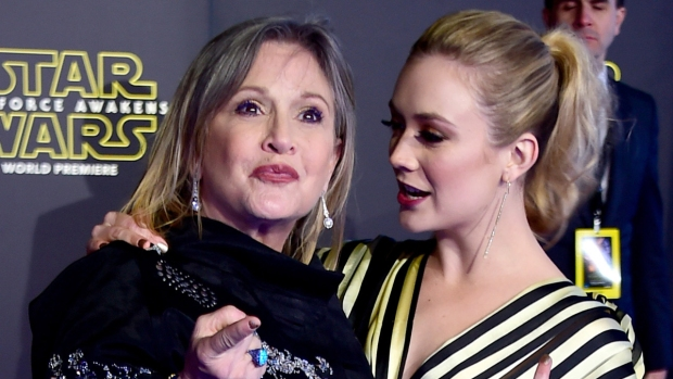Stars Attend 'Star Wars: The Force Awakens' Premiere
