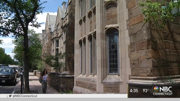 Charges Dropped Against Yale Employee Who Broke Window Depicting Slavery