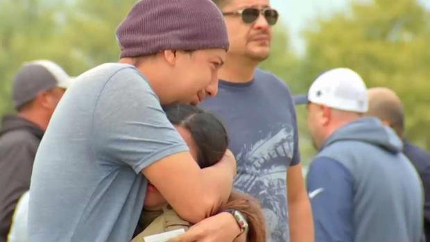 Families Scrambling After ICE Raid in Allen