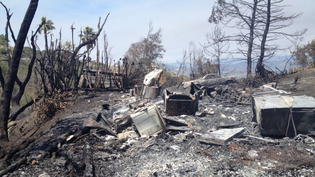 [DGO] Devastation in San Marcos After Cocos Fire