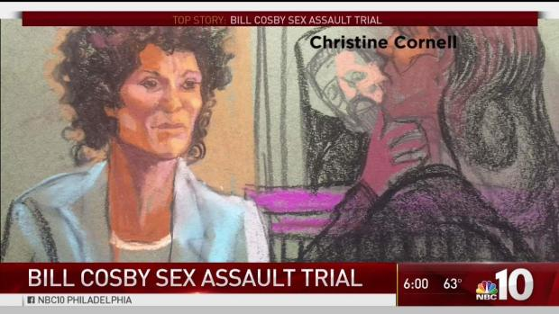 Witness tells court Cosby drugged and assaulted her