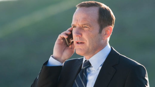 Clark Gregg: Marvel Movies' Man of Mystery
