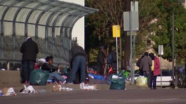 [DFW] Number of Homeless Unable to Find Shelter on the Rise