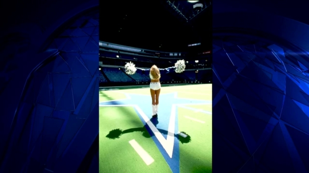Dallas Cowboys Cheerleader Uniforms Through the Years