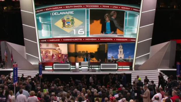 [NATL] DC Delegation Casts Votes for Rubio, Kasich; Trump Gets Votes Instead