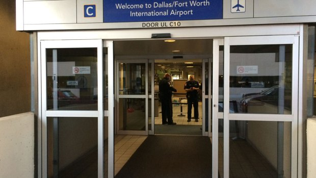 [DFW] Prison Inmate Shot at DFW International Airport