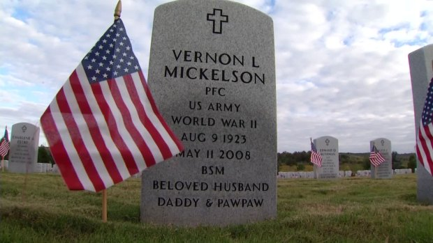 [DFW] North Texans Honor Veterans