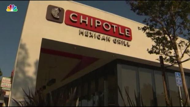 [NATL] Va. Chipotle Store Closed After Reports of Illness