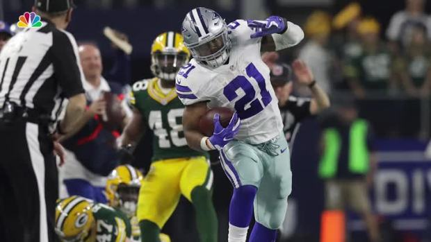 NFL Suspends Cowboys RB Ezekiel Elliott 6 Games