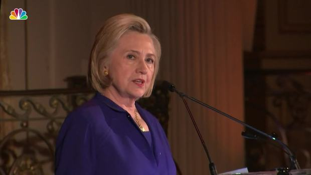 [NATL] Hillary Clinton on Family Separations: 'I Warned About This During the Debates'