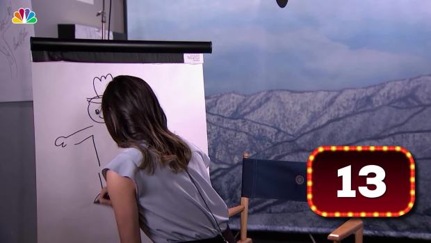 [NATL] What Is Mirai Nagasu Drawing?