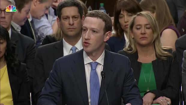 [NATL] 'I'm Responsible': Zuckerberg's Opening Statement to Congress