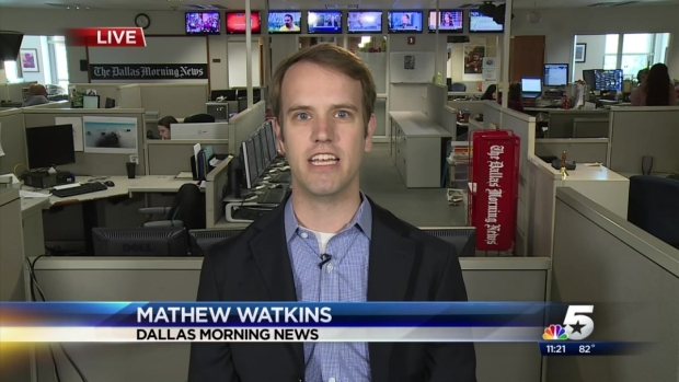 [DFW] Matthew Watkins on Jenkins' Visit to McAllen