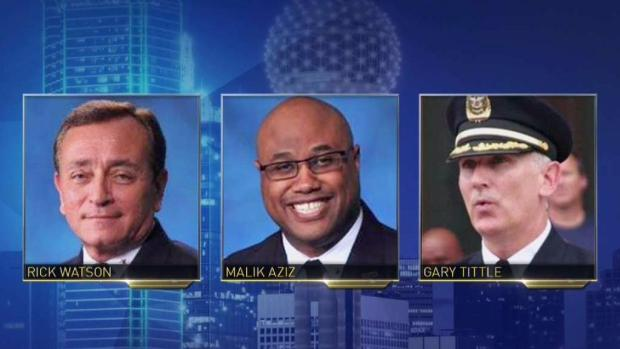 [DFW] 7 Dallas Police Chief Candidates Tour City Monday