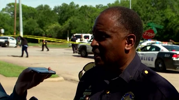 DPD Sergeant Updates Officer-Involved Crash