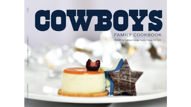 Inside the 2017 Dallas Cowboys Family Cookbook