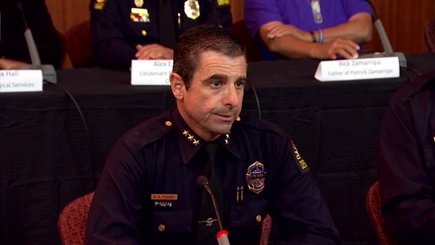 DPD Discusses State of Department One Year After Shootings