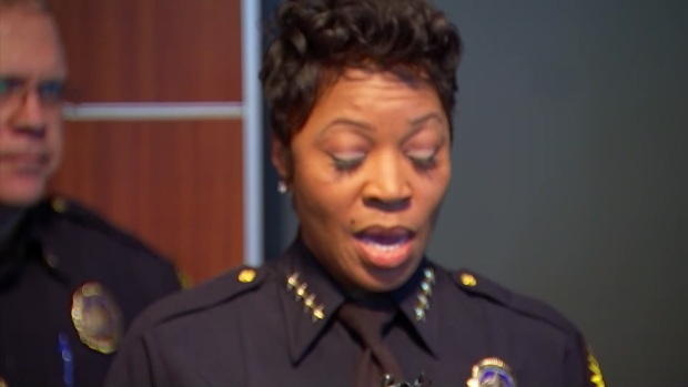 Dallas Chief Says Warrant Coming for Officer Who Killed Man
